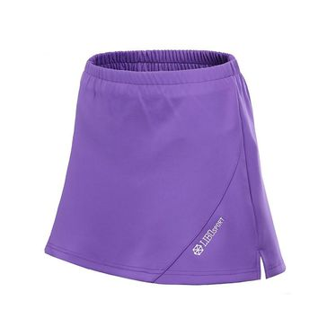 4 Colors New Tennis Skirt Original Summer Style Badminton Skorts Fitness Outdoor Sports Skirt Quick Dry Mini Faldas for Women