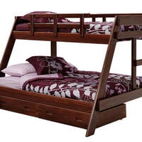 Hutchinson Twin over Full Bunk Beds
