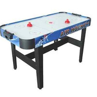"54-Inch Air Hockey 4'6""  Table Game Room Man Cave Dorm Home Arcade New"