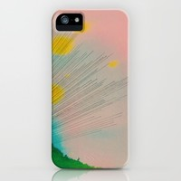 The Burst iPhone Case by duckyb