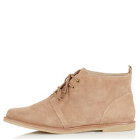 MARSDEN Suede Desert Boots - Boots  - Shoes