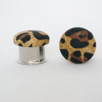 "Cute Plugs 8g 6g 4g 2g 0g 00g 000g Pretty Gauges 1/2"" 9/16"" 5/8"" 3/4"" Ears"