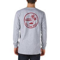 Surf Palm Long Sleeve T-Shirt | Shop at Vans