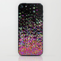 sparkling night iPhone & iPod Skin by Marianna Tankelevich
