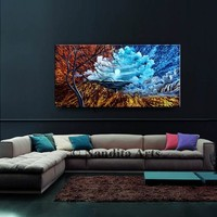 Large Wall Art Landscape Oil Painting On Canvas Luxury Style Home Decor By Contemporary Art Daily