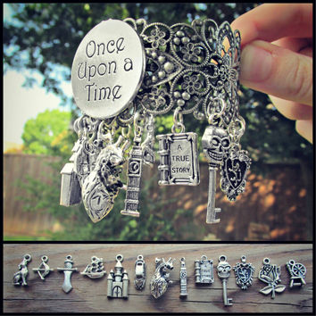 Once Upon A Time Charm Bracelet