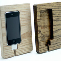iPhone 4 4s charging station phone dock great gift