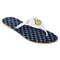 jcpenney - Mixit® Nautical Flip Flops - jcpenney