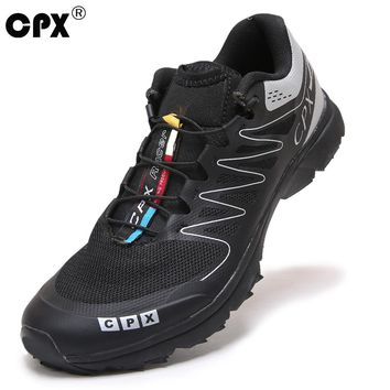 Original CPX Brand Men Outdoor Hiking Shoes waterproof mountain hiking boots zapatillas deportivas Sneakers Climbing Shoes Men