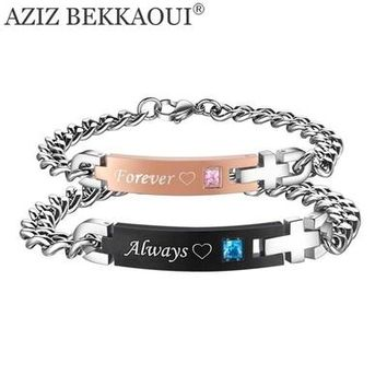 Free Forever Matching Couple Bracelets