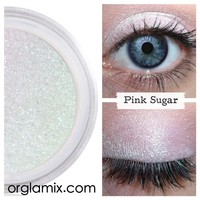 Pink Sugar Mineral Eyeshadow