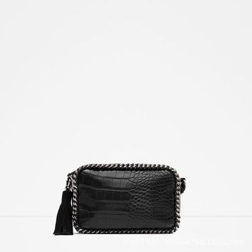 Trendy Mini Shouder Bag Zara Like Bag [6581592071]