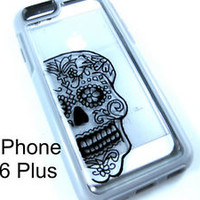 Otterbox Symmetry iphone 6 plus Case , Sugarskull case