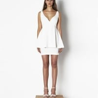 QUEENIE WHITE DRESS - CLOTHING - WOMENS - BAZAAR - Hunters and Gatherers