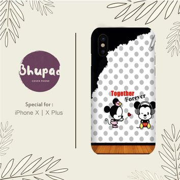 MICKEY MOUSE PRETTY WALLPAPER IPHONE X