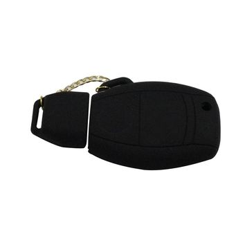Silicone Cover Key For Mercedes For Benz Fob Remote Case Of Smart A C E S Class Slk Cl Silicone Key Case 5 Colors Cover