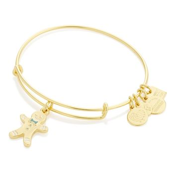 Gingerbread Man Charm Bangle | Blessings In A Backpack