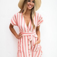 Prairie Stripe Dress
