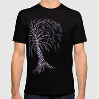 Wisteria Tree T-shirt by ES Creative Designs