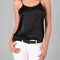M.T. Mulberry Silk Camisole Top