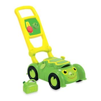 Melissa & Doug® Toy Tootle Turtle Mower