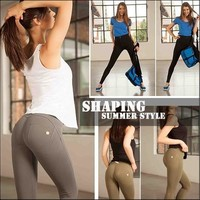 Hot Sale!!Brand Skinny Shaping Effect Pants Butt Lifting Jeans For Women Slimming Shaping Pencil Pants Summer/Winter Casual Trousers [9305895047]