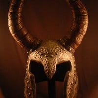 Skyrim Helmet (Helm of Yngol replica)
