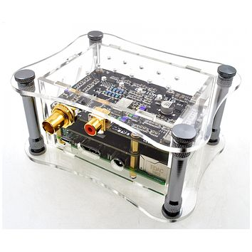 Acrylic Case For RPi + DigiOne Signature