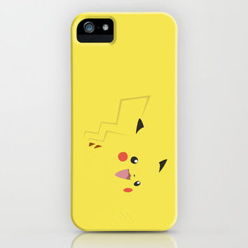 Pikachu iPhone & iPod Case by Electric Avenue