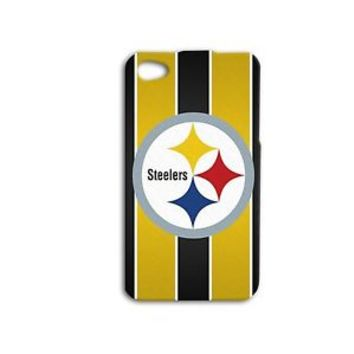 Pittsburgh Steelers Football Phone Case iPhone New Cover Sport Cool Black Yellow