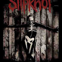 Poster Fabric Slipknot Gray Chapter 30x40