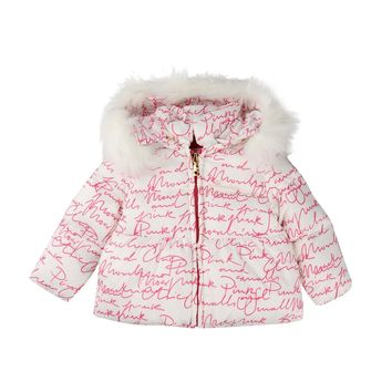 Moschino Baby Down Jacket