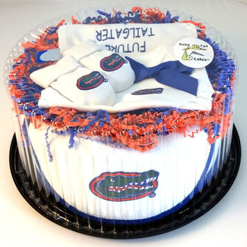 Florida Gators Baby Clothing Gift Set