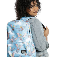 Loungefly Disney Dumbo Cloud Print Backpack