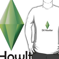 Dil Howlter Sims by youtuber-club