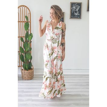 Garden Of Eden Maxi Dress