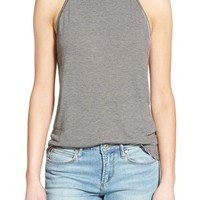 BP. Stripe High Neck Tank | Nordstrom