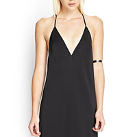 FOREVER 21 Strappy Cami Shift Dress