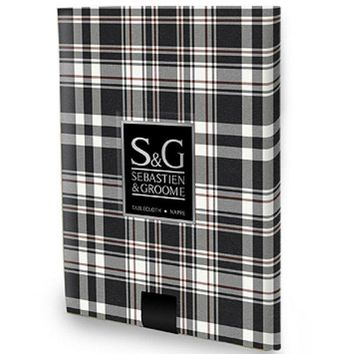 "Sebastien & Groome TCY1869984 Welsh Plaid Tablecloth, Oblong, 60"" x 84"""