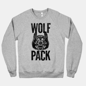 Wolf Pack (crew neck)