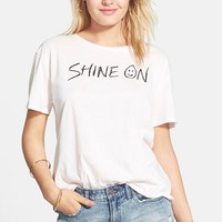 Junior Women's Volcom 'Take a Trip' Graphic Tee