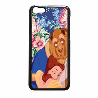 Beauty And The Beast Floral Vintage iPhone 5c Case