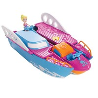 Polly Pocket Tropical Party Yacht by Mattel