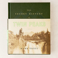The Secret History Of Twin Peaks By Mark Frost | Urban Outfitters