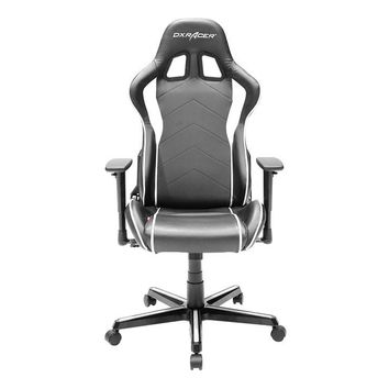 DXRacer OH/FH08/NW Black & White Formula Series Gaming Chair
