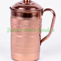 Copper Water Jug For Good and Natural Health Kitchen Accessories
