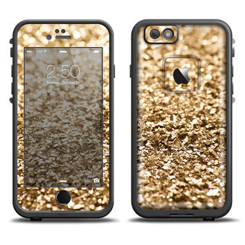 The Gold Glimmer V2 LifeProof Case Skin (Other LifeProof Models Available!)