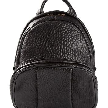 Alexander Wang 'Dumbo' grainy backpack