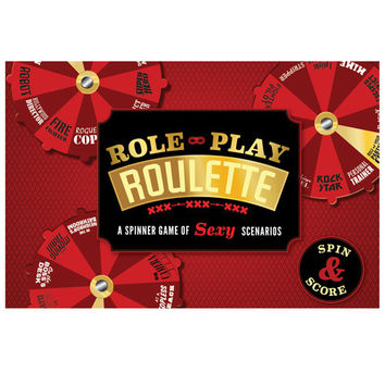 Role Play Roulette - A Spinner Game Of Sexy Scenarios