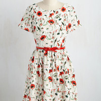 Poppy the Question Dress